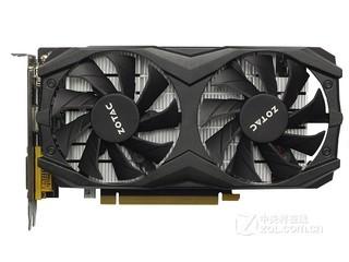 索泰GeForce GTX 1050Ti-4GD5 雷霆TSI SM