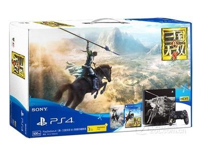 索尼 PS4 真·三国无双8 限量珍藏套装