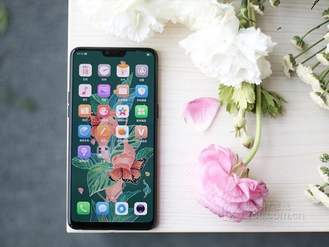 【6期免息赠蓝牙音箱】OPPO R15 全面屏双摄 AI 拍照美颜正品4G手机oppor15