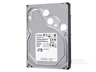 东芝4TB 5400转 128MB(MD04ABA400V)