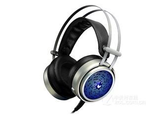 雷柏VH50背光游戏耳机