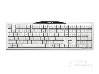 Cherry MX3.0办公游戏G80-3850黑轴机械键盘