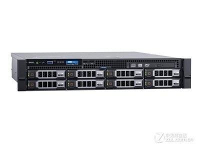 戴尔 PowerEdge R530 机架式服务器(Xeon E5-2603 v4/8GB/300GB)