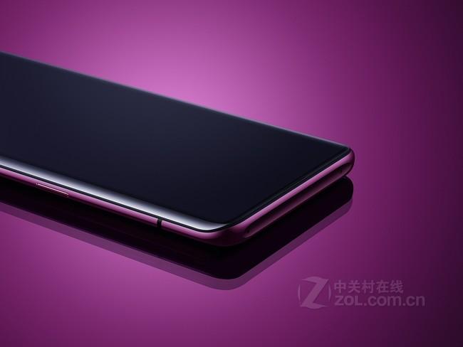 OPPO Find X曲面全景屏手机 波尔多红 全网通 全隐藏式3D摄像头 双卡双待手机