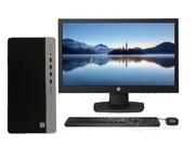 惠普 480 G5 MT(i5 8500/4GB/1T/集显/21.5LCD)