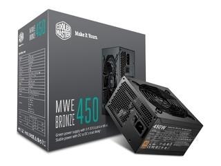 酷冷至尊MWE BRONZE 450W(MPX-4501-ACAAB-CN)