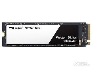 西部数据Black 3D NVMe WDS250G2X0C(250GB)