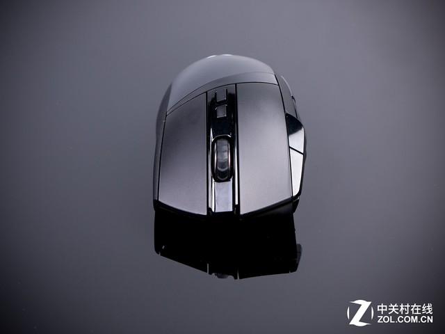 右手人体工程学设计 雷柏VT350电竞鼠标评测