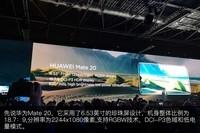 華為Mate 20 Pro(6GB RAM/全網通)發布會回顧2
