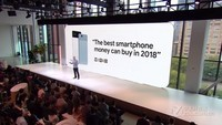 Google Pixel 3 XL(双4G)发布会回顾0