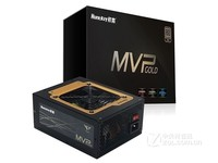航嘉MVP K850台式主机游戏服务器电脑全模组金牌静音额定850W电源