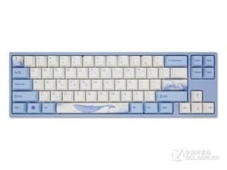 阿米洛MIYA PRO海韵静电容机械键盘(草木绿轴)