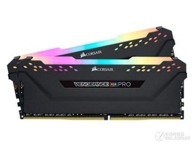 海盗船复仇者RGB PRO 16GB DDR4 3000(CMR16GX4M2C3000C15W)