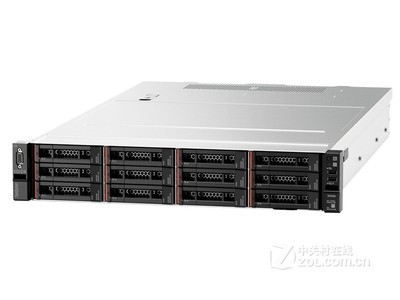 联想 ThinkSystem SR590(Xeon 银牌4110*2/16GB/300GB)【官方授权 品质保障】可加装配置按需订制,优惠热线:15901053867