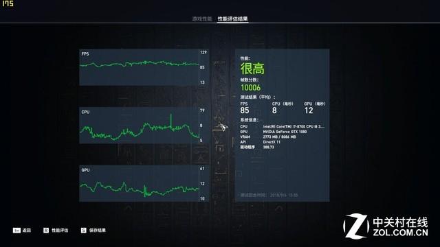 征战主流大作 ROG G21CN主机游戏测试