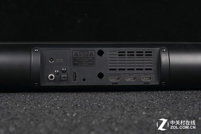 再造全景声+震撼低音 海信HS512音箱体验