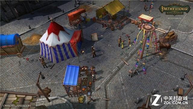 《开拓者:拥王者》公布角色详细细节