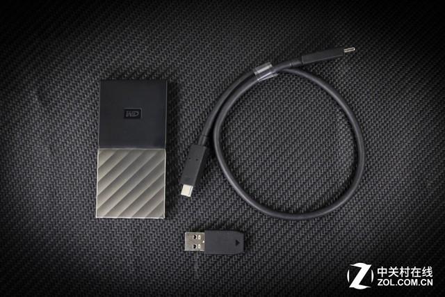 将安全进行到底 WD Portable SSD评测