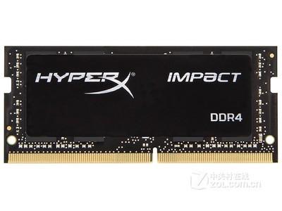 金士顿 骇客神条Impact 16GB DDR4 2666