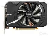微星GeForce GTX 1660Ti AERO ITX 6G OC