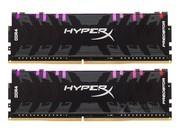 金士顿 HyperX Predator 16GB DDR4 3200 RGB灯条(套装)
