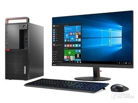 联想ThinkCentre M920t(i7 8700/8GB/1TB/DVD/2G独显/19.5LCD)
