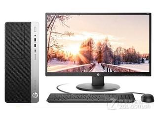 惠普480 G5 MT(i3 8100/4GB/128GB+1TB/集显/21.5LED)