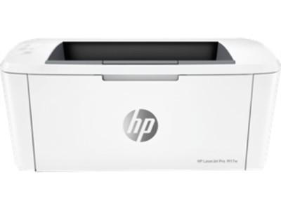 黑白激光打印机 惠普M17W广东售价899元