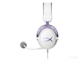 HyperX Cloud Alpha Purple阿尔法紫晶版游戏耳机
