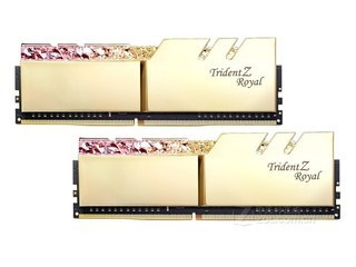 芝奇皇家戟 RGB 16GB DDR4 3200(F4-3200C16D-16GTRG)