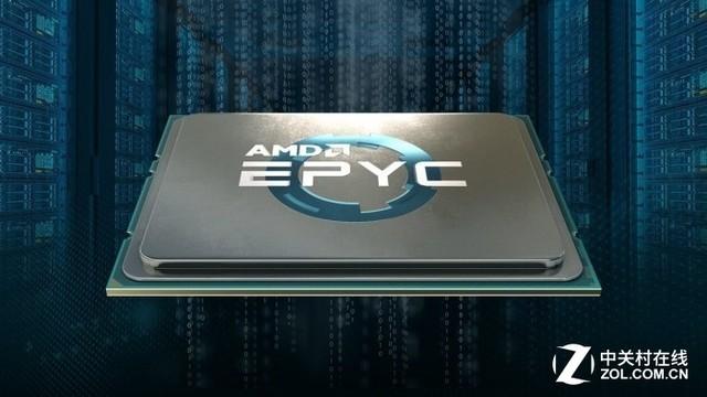 AMD EPYC发力 服务器市场英特尔份额将低于90%