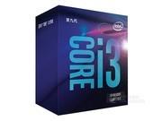 英特尔(Intel)i3 9100F 酷睿四核 盒装CPU处理器