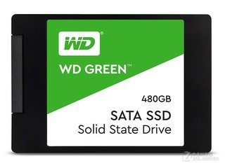 西部数据WDS480G2G0A