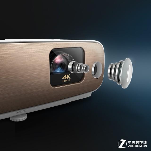 看见电影原色的感动 明基W2700广色域色准投影机正式登场