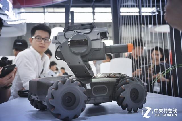 机甲大师RoboMaster S1