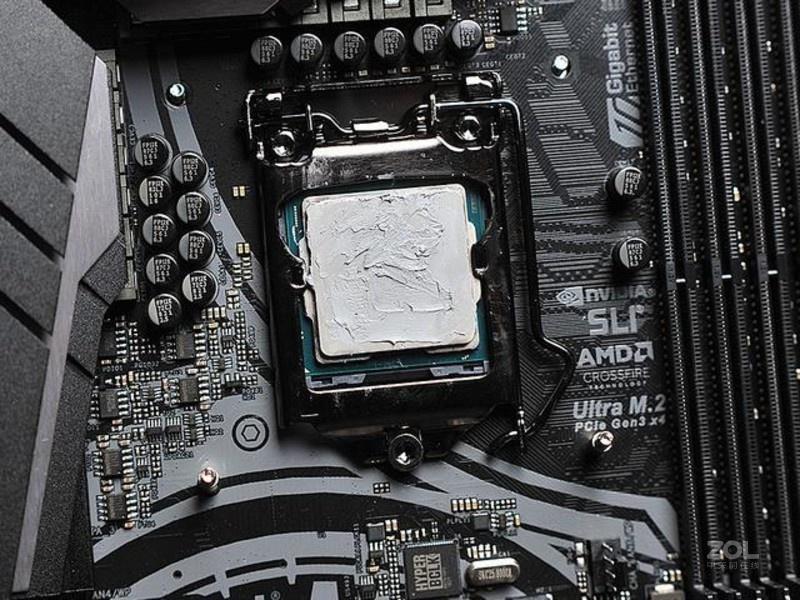 Intel 酷睿i9 9900K原创图赏