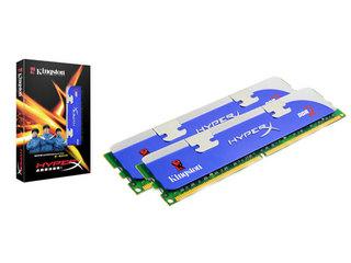 金士顿2GB DDR2 800(双通道套装HyperX)