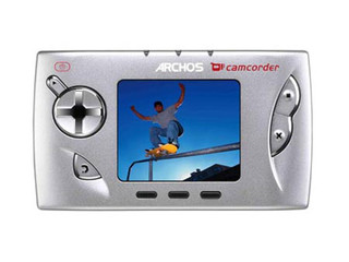 爱可视Gmini 402 Camcorder(20GB)