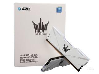 影驰HOF OC LAB 极光 16GB DDR4 4000