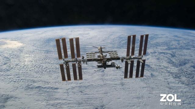 NASA升级与国际空间站的通信网络 速率翻倍