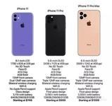 蘋果iPhone 11(4GB/64GB/全網通)官方圖5