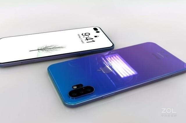 反向充电被砍掉?新iPhone11添渐变色且更抗摔