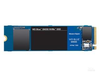 西部数据Blue SN550 NVME SSD(500GB)