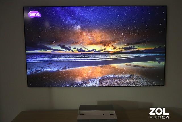 智笔记:不只是大屏 激光电视开启居家娱乐新方式