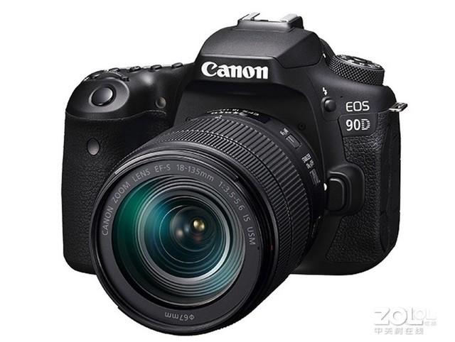 要高品质画质和高速连拍,就选佳能90D