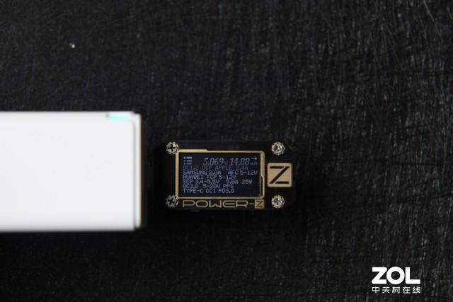 支持全快充协议 倍思2C1A 65W充电器评测
