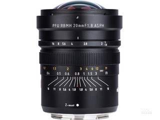 唯卓仕20mm f/1.8(尼康卡口)