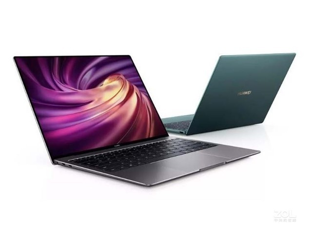 华为新品发布会上的MateBook X Pro 2020款