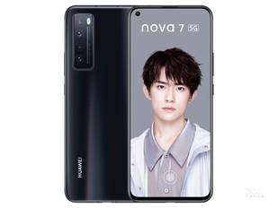 6期免息【预订立减50】Huawei/华为 nova 7 5G手机官方旗舰店nova6se正品nova5Pro双模全网通p40