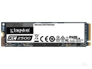 金士顿KC2500(500GB)